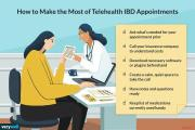 How to Make the Most of Telehealth IBD Appointments